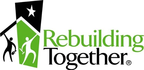 LUL Community Service - Rebuilding Together logo