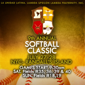 9TH ANNUAL SOFTBALL CLASSIC