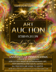 Art Auction @ Class of 49 - Houston Hall | Philadelphia | Pennsylvania | United States