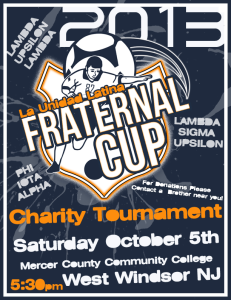 The Fraternal Cup