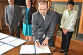 Hermano TJ Carrizales Sworn In To Yonkers Hispanic Advisory Board - thumbnail photo
