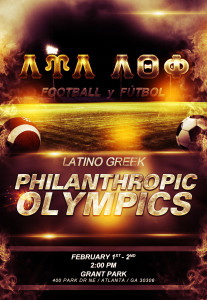 Georgia ΛΥΛ & ΛΘΦ present: The Latino Greek Philanthropic Olympics! @ Grant Park | Atlanta | Georgia | United States