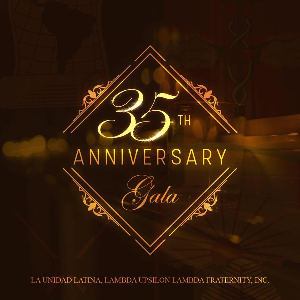 35th Anniversary Gala - page header