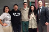 Hermano William Genova Creates Higher Education Initiative For High Schoolers - thumbnail photo