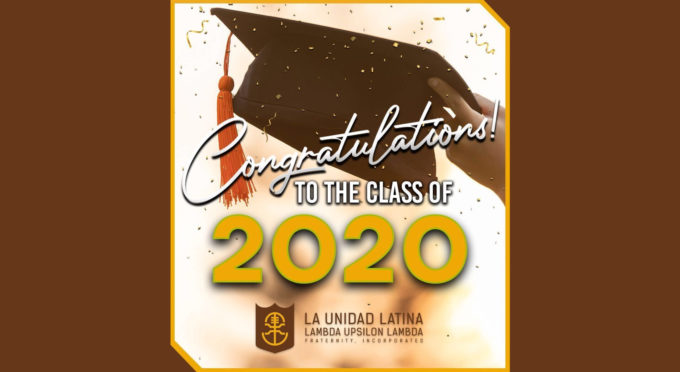 Congratulations to the Class of 2020 - Featured Content